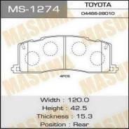 Колодки тормозные. Toyota Estima Emina, CXR10, CXR10G, CXR11, CXR11G, CXR20, CXR20G, CXR21, CXR21G, TCR10, TCR10G, TCR11, TCR11G, TCR20, TCR20G, TCR21...