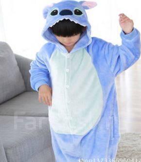 Пижамы–кигуруми. 38, 40