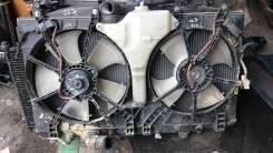 Вентилятор охлаждения радиатора. Honda Accord, CL7, CL9, CL8, CM3, CM2, CM1 Двигатели: K24A3, K20Z2, K20A, K24A