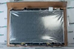 Радиатор охлаждения двигателя. Honda Stream, RN1 Двигатели: K20A, K20A1