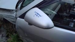 Зеркало заднего вида боковое. Nissan Wingroad, WFY11