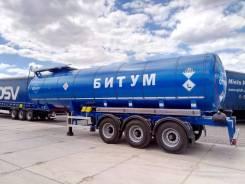 Bonum. Продается полуприцеп-цистерна для перевозки нефти Бонум, 28,00куб. м.