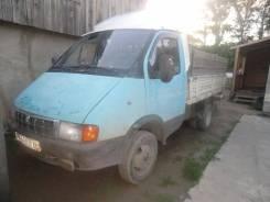 ГАЗ 330210. Продается бортовая газель, 2 400 куб. см., 3 500 кг.