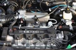 Двигатель в сборе. Daewoo Nexia, KLETN Двигатель A15SMS