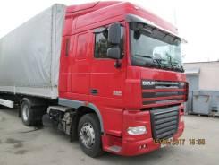 DAF XF 105. Продается грузовой тягач седельный DAF XF105, 12 902 куб. см., 19 500 кг.