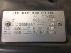 Датчик курсовой устойчивости. Subaru Forester, SG5, SG9, SG9L