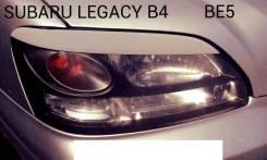 Накладка на фару. Subaru Legacy Lancaster, BHE, BH9. Под заказ