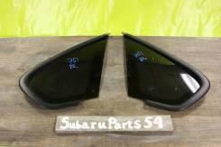 Стекло боковое. Subaru Legacy, BL5