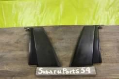 Накладка на стойку. Subaru Forester, SG5