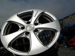 Продам колеса-диски R17 Crimson Team Sparco+зим. шины Conti 215/65R16. 6.5x16 5x114.30 ET38 ЦО 70,0мм.