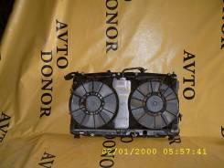 Радиатор охлаждения двигателя. Honda Insight, ZE2