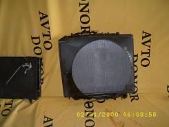 Радиатор охлаждения двигателя. Isuzu Bighorn, UBS69GW