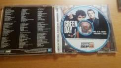 CD диск группы Green Day