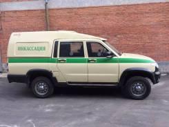 Продам грузовой бронированный автомобиль UAZ Pickup. 2 693 куб. см.