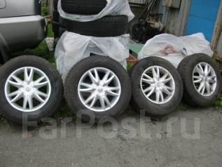 Комплект колёс 215/70R16 Triangle Group TR777. 6.5x16 5x114.30 ET-40 ЦО 73,0мм.