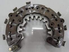 Диодный мост HYUNDAI / KIA GRANBIRD OLD / Регулятор генератора / 7 выходов / 6 диодов / 150A