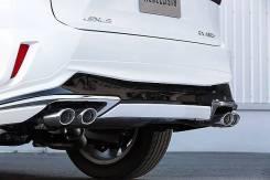 Спойлер на заднее стекло. Lexus RX200t Lexus RX350 Lexus RX450h. Под заказ