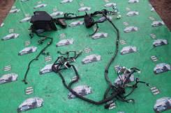 Проводка двс. Toyota Altezza, JCE10, JCE10W Двигатель 2JZGE