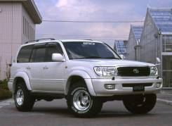 Toyota Land Cruiser. Куплю Land Cruiser 100 для себя!