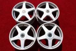 Nissan. 7.0x16, 4x114.30, 5x114.30, ET35, ЦО 73,0мм.