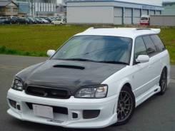 Порог пластиковый. Subaru Legacy, BHC, BES, BHE, BH5, BEE, BE5, BH9, BE9