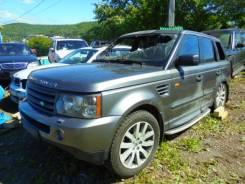 Land Rover Range Rover Sport. ПТС LAND Rover Range Rover Sport 2007г.