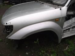 Крыло. Toyota Land Cruiser Prado, KZJ95W
