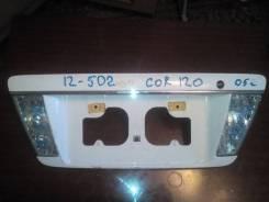 Вставка багажника. Toyota Corolla, NZE124, NZE121