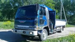 Hino Ranger. , 7 412 куб. см., 5 000 кг.