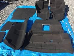 Обшивка багажника. Nissan Fuga, PY50