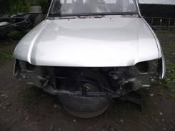 Рамка радиатора. Toyota Land Cruiser Prado, KZJ95W