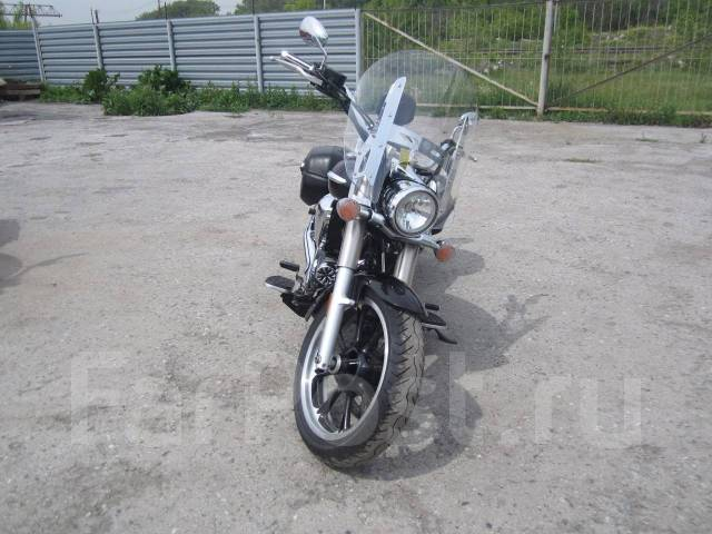 Yamaha XVS 950. 950 куб. см., исправен, птс, без пробега
