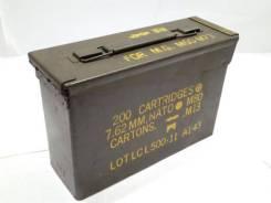Коробка для военных боеприпасов USA