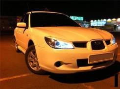 Накладка на фару. Subaru Impreza. Под заказ