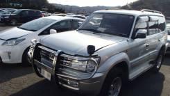 Брызговики. Toyota Land Cruiser Prado, KZJ95W