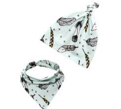 Шапка и шарф. Рост: 74-80, 80-86, 86-98, 98-104 см