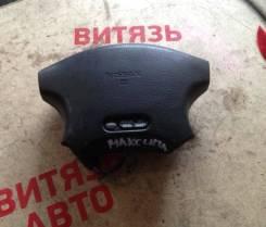 Крышка бачка гидравлического усилителя руля. Nissan Maxima, J30