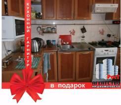 3-комнатная, улица Ульяновская 11. Центр, агентство, 66 кв.м.