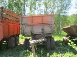 Камаз ГКБ 8551. Прицеп ГКБ-8551, 10 000 кг.