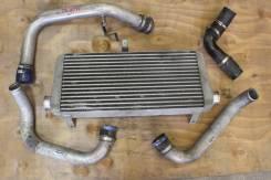 Интеркулер. Nissan Laurel Nissan Skyline Двигатели: RB20DET, RB25DET