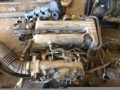 Двигатель в сборе. Nissan Bluebird, HNU14 Nissan Avenir Nissan Primera, FHP11 Двигатель SR20DE