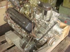 Двигатель в сборе. ГАЗ 66