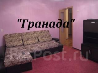 2-комнатная, улица Давыдова 38. Вторая речка, агентство, 56 кв.м. Комната