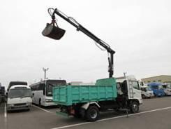 Hino Ranger. +Грейферная установка., 8 000 куб. см., 5 000 кг. Под заказ