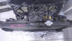 Радиатор охлаждения двигателя. Toyota Celsior, UCF30 Двигатель 3UZFE