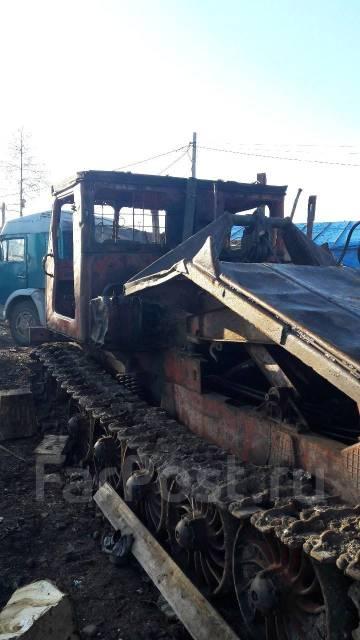 АТЗ ТТ-4. Трелевочный трактор