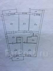 4-комнатная, Находка Врангель Восточный пр-кт. Находка Врангель Береговая, агентство, 78 кв.м.