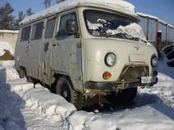 УАЗ 2206. Продам микроавтобус УАЗ-2206, 2 700 куб. см., 8 мест