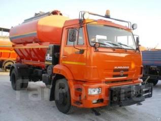 Коммаш КО-440-4. КО-806 на шасси Камаз-43253-3010-28 Евро-4 (ПС+ПМ+отв. +щет. )