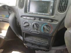 Блок управления климат-контролем. Toyota Funcargo, NCP20 Двигатель 2NZFE